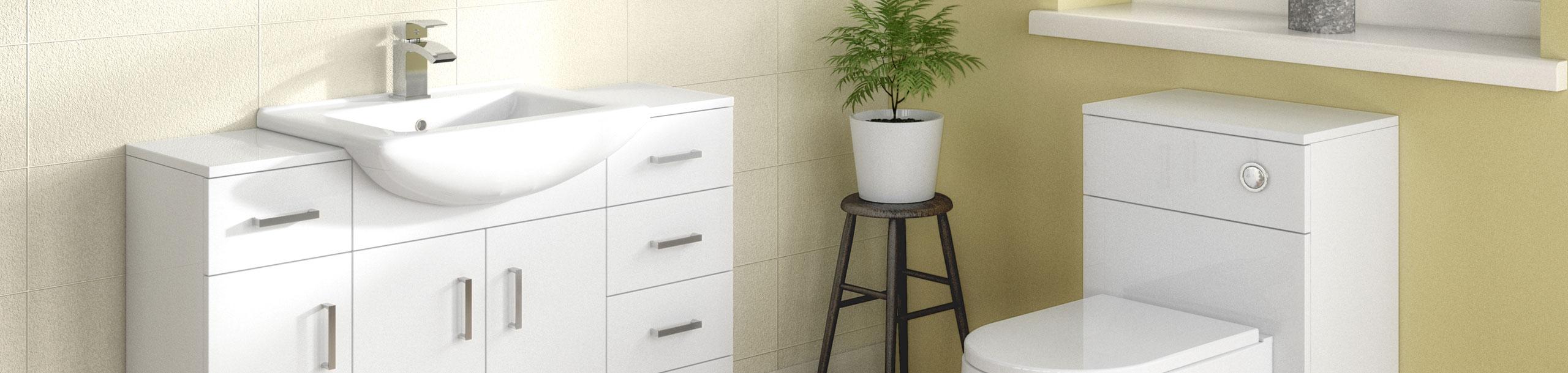 High Gloss White Furniture