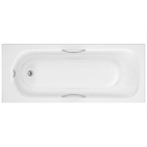 Arley Eco Twin Grip Single Ended Bath
