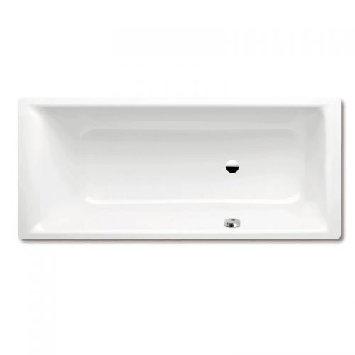 Kaldewei Puro Steel Rectangular Bath With Side Overflow