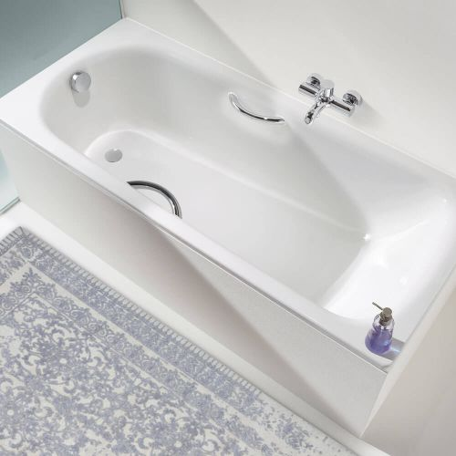 Kaldewei Saniform Plus Drilled Steel Bath