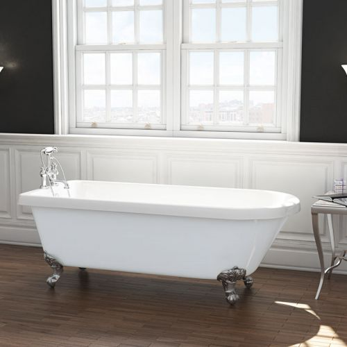Synergy Cambridge Traditional Single Ended Bath