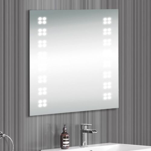 Synergy Monza LED Mirror 600 x 600mm