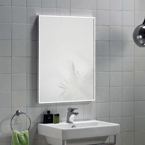 Synergy Ferrara Mirror with Demister 600 x 800mm