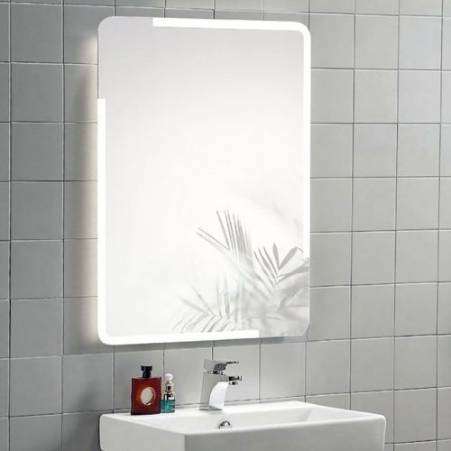 Synergy Genoa Mirror with Demister and Touch Sensor 600 x 800mm