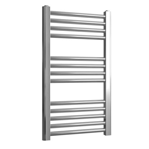 Loco Straight Ladder Rail Chrome 22mm - 400 x 700mm