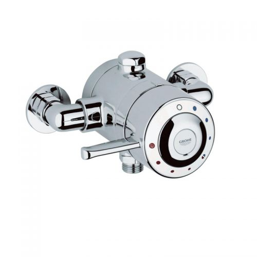Grohe Shower Mixer - Avensys Single Control DO8 1/2""