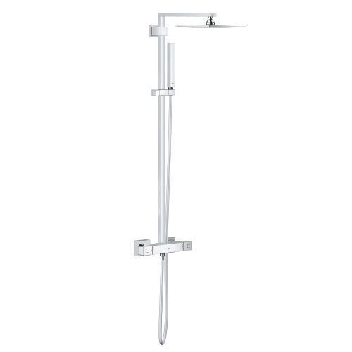 Grohe Bar Shower Cube System With xxl Rainshower Head - Euphoria 230