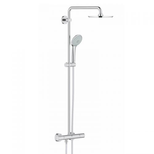 Grohe Bar Shower System With xxl Rainshower Head - Euphoria 210