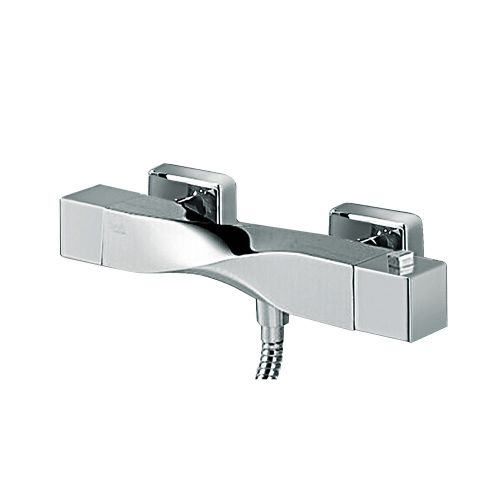 Synergy Studio C Thermostatic Bar Shower Valve