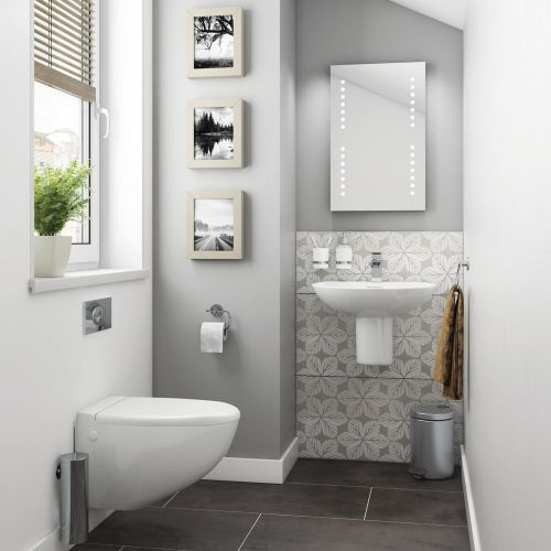 Rak Reserva Wall Hung Bathroom Suite