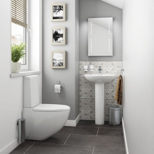 Rak Reserva 4 Piece Bathroom Suite