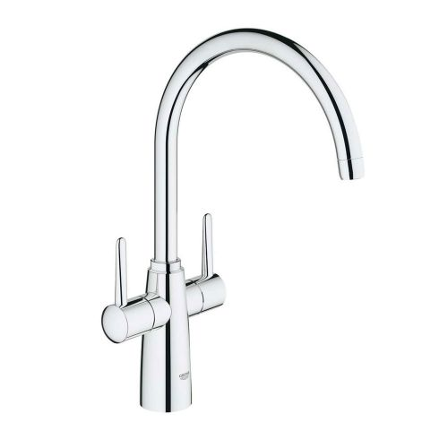Grohe Ambi  Two Handle Kitchen Sink Mixer - 30189000