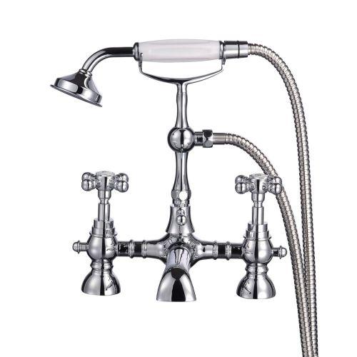Synergy York Ball Bath Shower Mixer