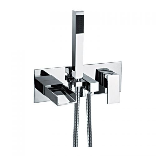 Synergy Tec Studio Z Wall Mounted Bath Shower Mixer