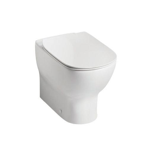 Ideal Standard Tesi Aquablade Back To Wall Toilet Pan