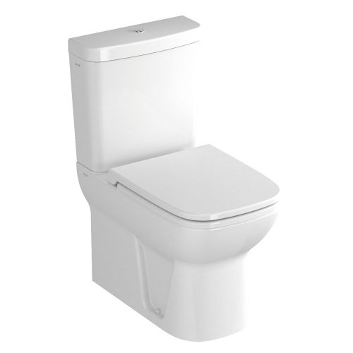 Vitra S20 Close Coupled Fully Back To Wall Toilet WC