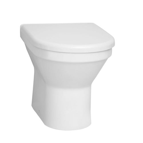 Vitra S50 Back To Wall Toilet WC