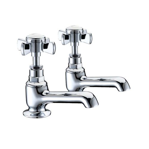 Brook Bath Taps (Pair) - By Voda Design