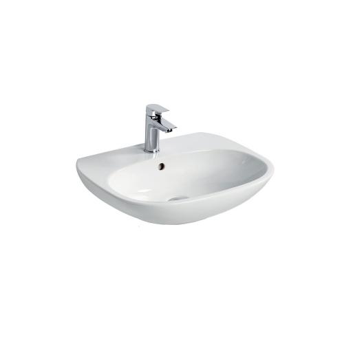 Ideal Standard Tesi Basin 60cm 1 Tap Hole T026501