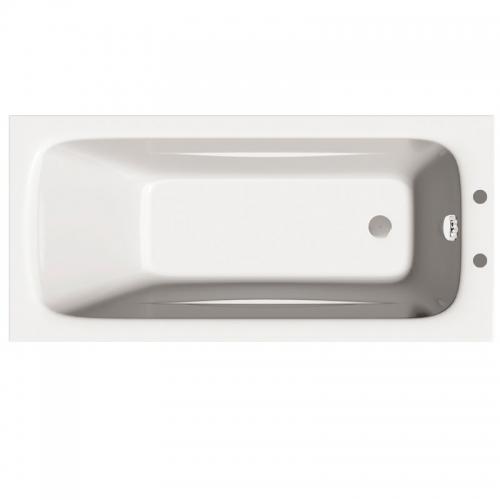 Arley Modern Bath 1700 x 700mm 2 Tap Holes