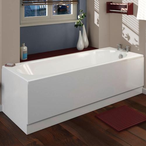 Jensen Edwards 16mm Gloss White Luxury Wood Front Panel