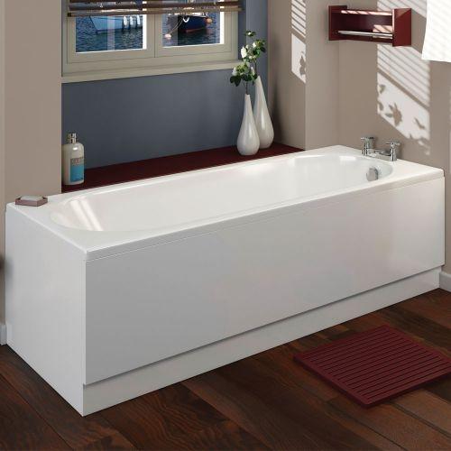 Halite 1600mm Waterproof Bath Front Panel