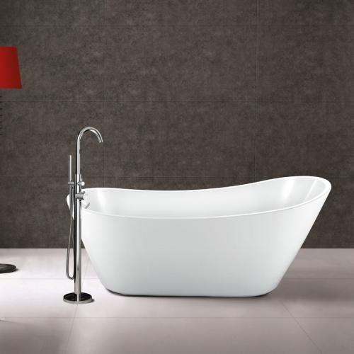 Synergy Arruba Modern Slipper Bath 1660 x 740 x 725mm