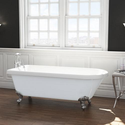 Synergy Cambridge Traditional Single Ended Bath