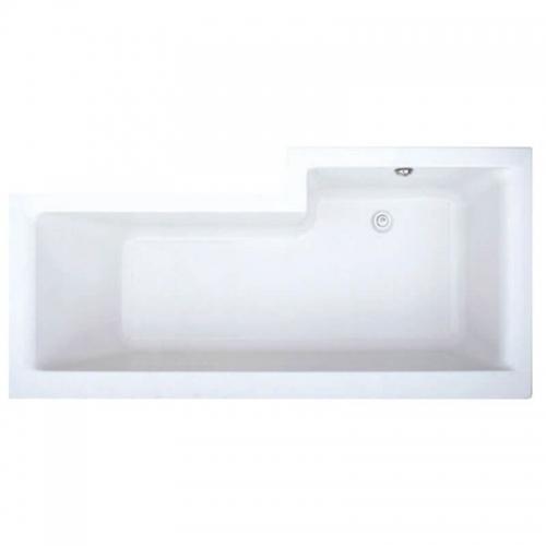 Synergy Elite L Shape Shower Bath