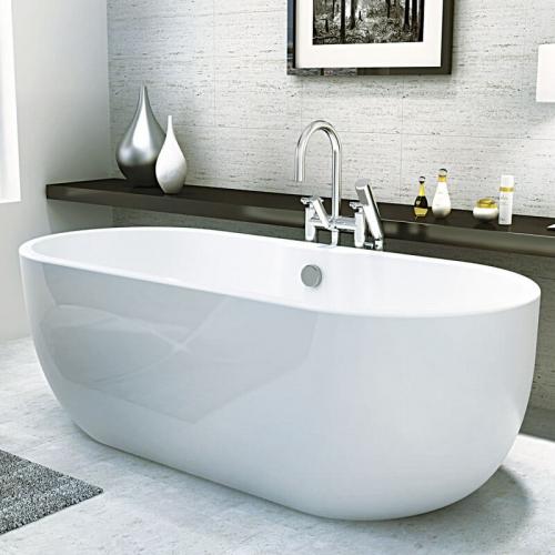 Modern Freestanding Double Ended Bath