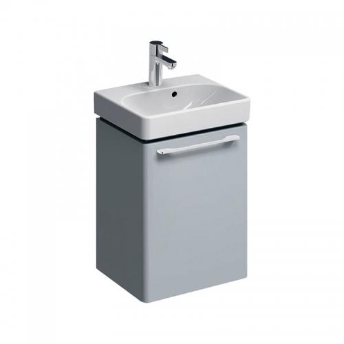 Geberit Smyle Grey 450mm Vanity Unit & 1 Taphole Basin