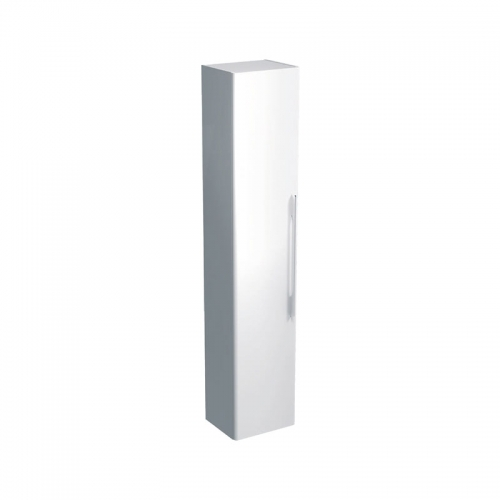 Geberit White Smyle 1800mm Tall Storage Unit 500.241.01.1
