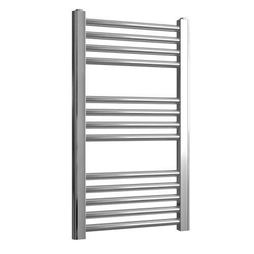 Loco Straight Ladder Rail Chrome 22mm - 400 x 700mm