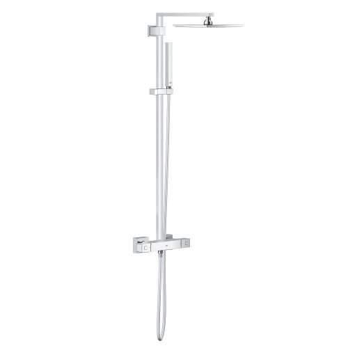 Grohe Bar Shower Cube System With xxl Rainshower Head - Euphoria 230