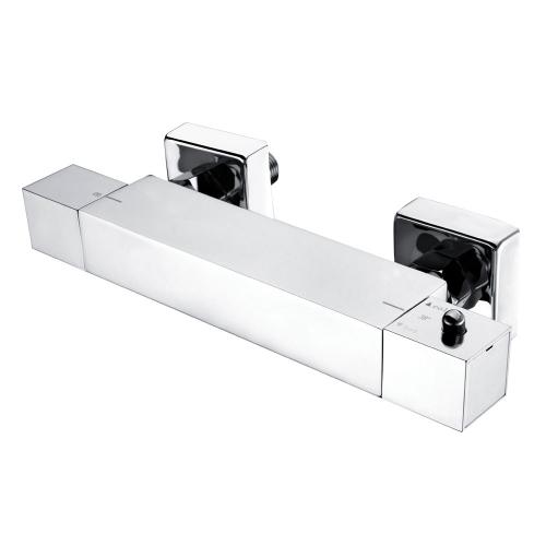 Synergy Square Thermostatic Bar Shower Valve