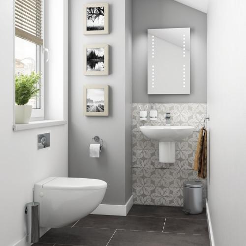 Rak Reserva Wall Hung Bathroom Suite