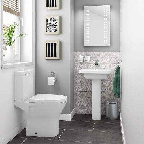 Rak Resort 4 Piece Bathroom Suite