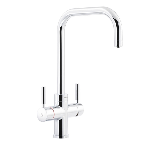 Pronteau 3 in 1 Prostyle Kitchen Sink Mixer by Abode