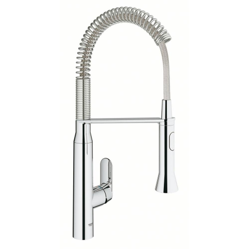 Grohe K7 Profispray Kitchen Single Lever Sink Mixer - 31379000