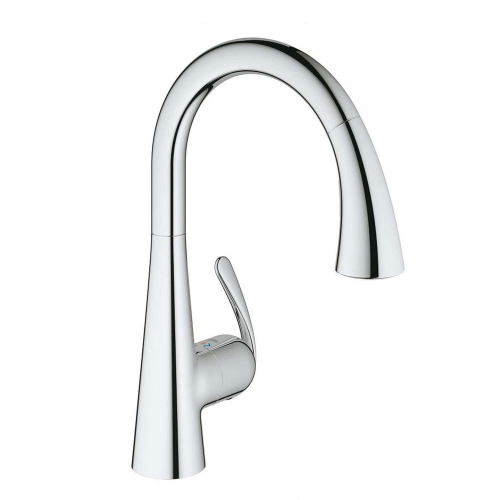 Grohe Zedra Kitchen Sink Mixer with Pull out Spray Head - 32294001