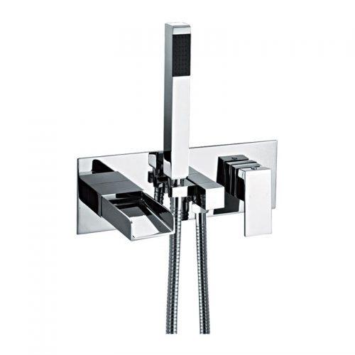 Synergy Tec Studio Z Wall Mounted Bath Shower Mixer