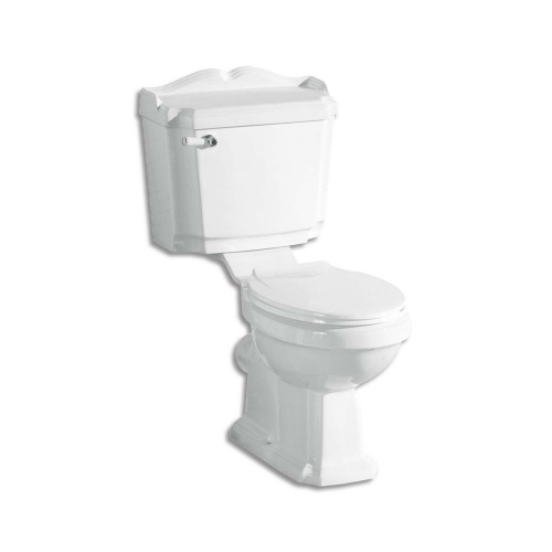 Arley Legend Close Coupled Pan, Cistern & Seat