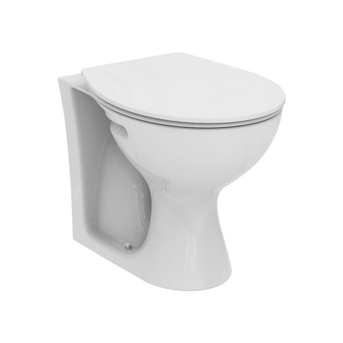 Armitage Shanks Sandringham 21 Back To Wall Toilet Pan With Standard Seat