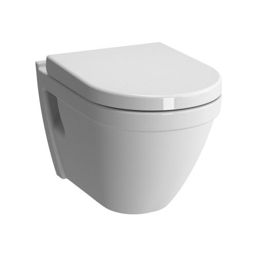 Vitra S50 Wall Hung Rimless Toilet WC
