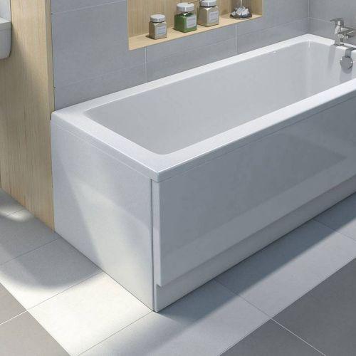Supastyle 3mm White Luxury Acrylic End Panel