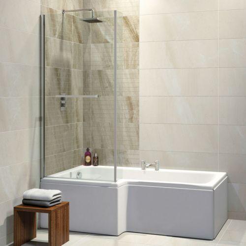 Vodas 6 Curved Shower Screen