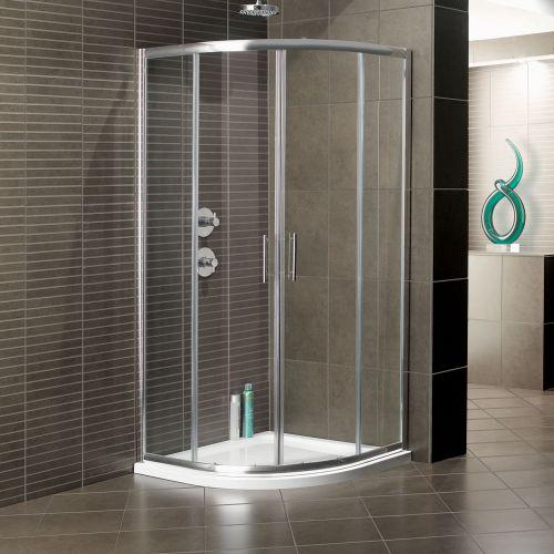 Arley Ralus 6 Quadrant Sliding Door Enclosure