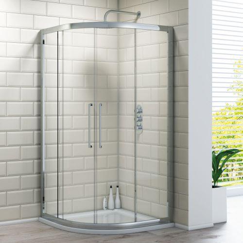 Quadrant Shower Enclosure - 8mm Glass