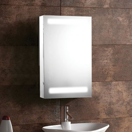 Synergy Virgo Mirror Cabinet with IR Switch and Demister 500 x 700mm