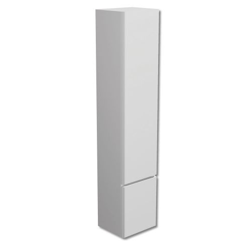 Synergy Linea White Tall Cabinet